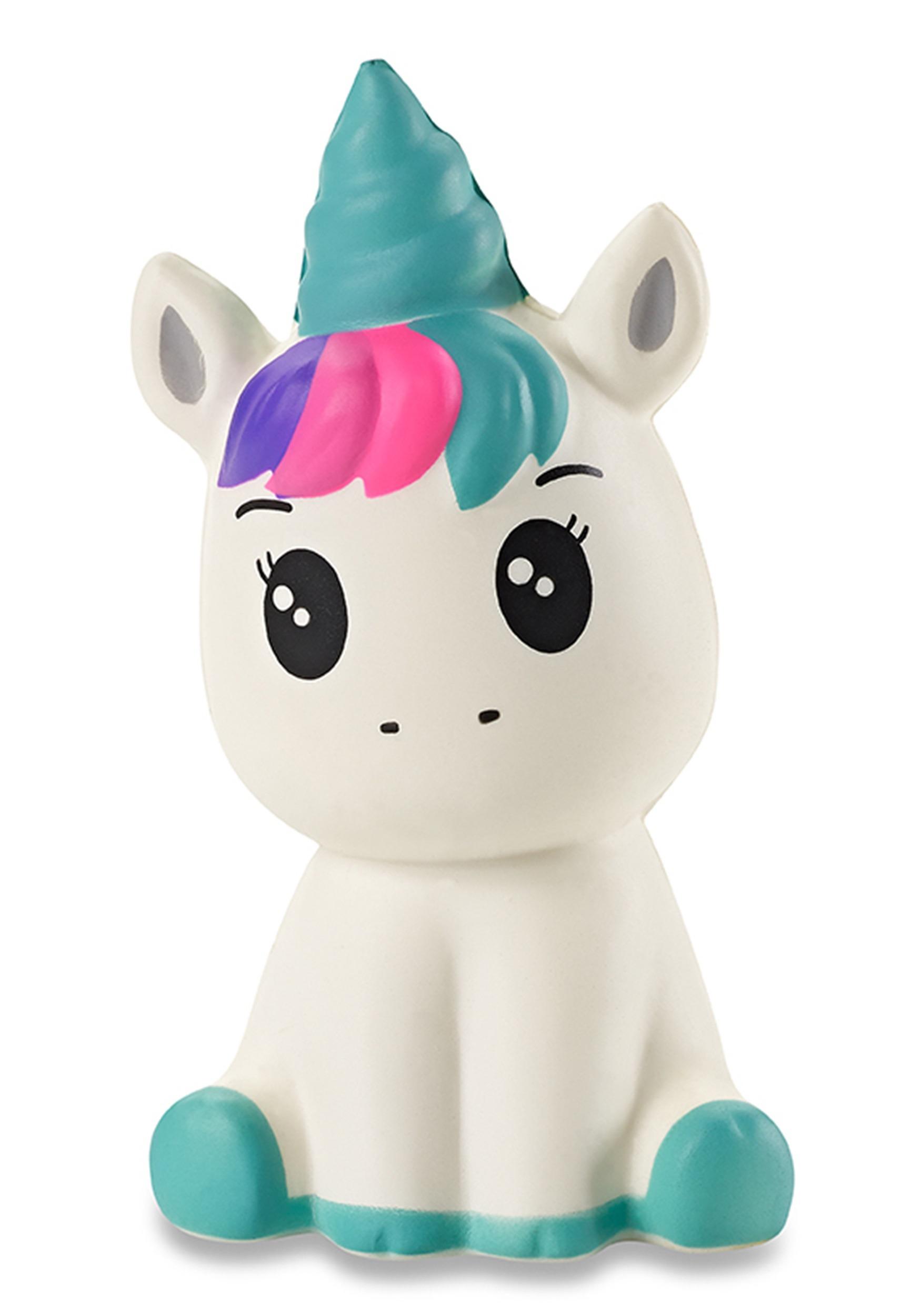 Squishy Squad 6 Jumbo Unicorn Squishy Toy