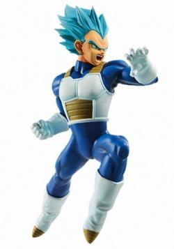 Dragon Ball Super Blue Super Saiyan Vegeta In Flight Figure2