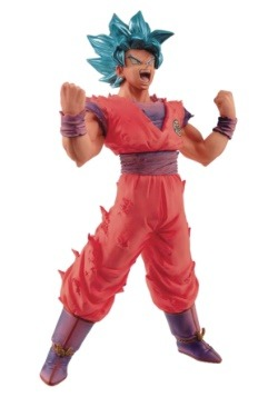 Dragon Ball Super Blood of Saiyans Blue Goku Figure