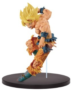 Dragon Ball Z Match Makers Super Saiyan Son Goku Figure1
