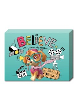 "Paw Patrol Girls 10""x13.5"" Canvas"