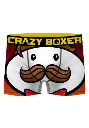 Crazy Boxers Men's Pringles Boxer Briefs