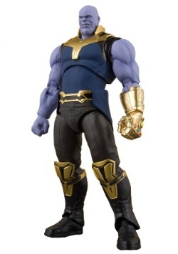 Avengers: Infinity War Thanos Bandai S.H. Figurart1
