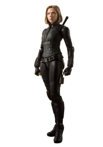Avengers: Infinity War Black Widow Bandai S.H. Figurart1