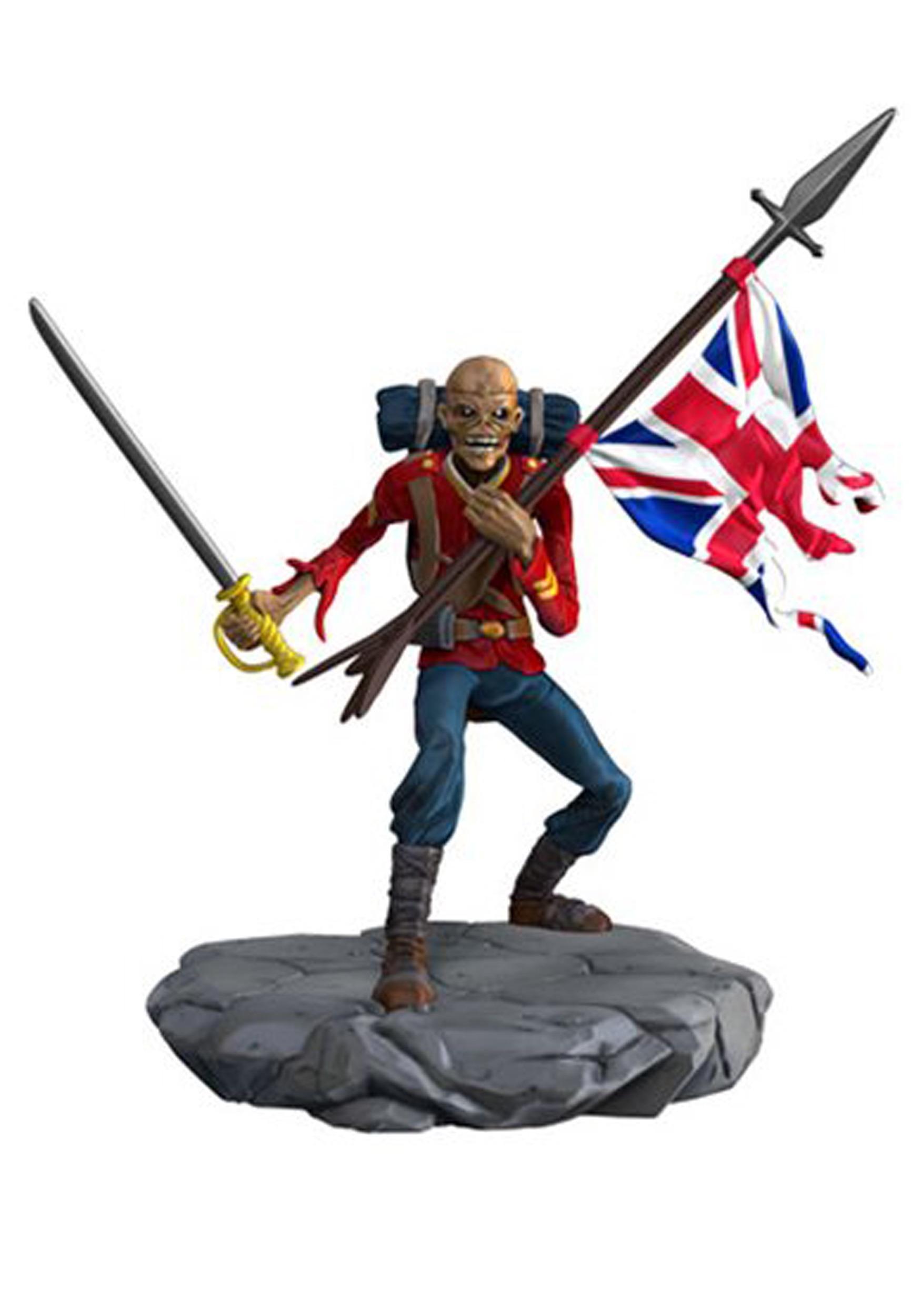 Iron Maiden Legacy of the Beast Trooper Eddie Vinyl Figure