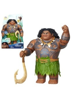 Hasbro Moana Swing 'n Sounds Maui Doll