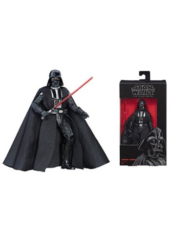 "Star Wars The Black Series Darth Vader 6"" Action Figure EEDHSC1367"