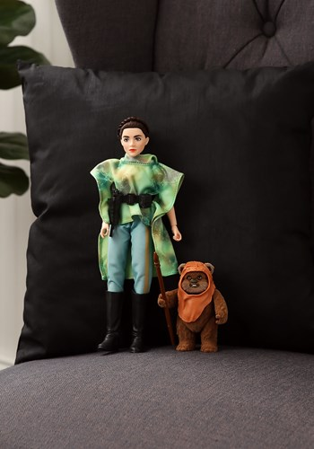 Star Wars Forces of Destiny Endor Adventure Leia Toy