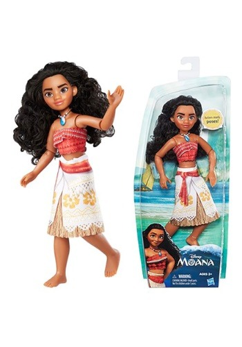 Moana of Oceania Adventure Doll