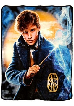"Fantastic Beasts Smoke 46"" x 60"" Super Soft Throw"