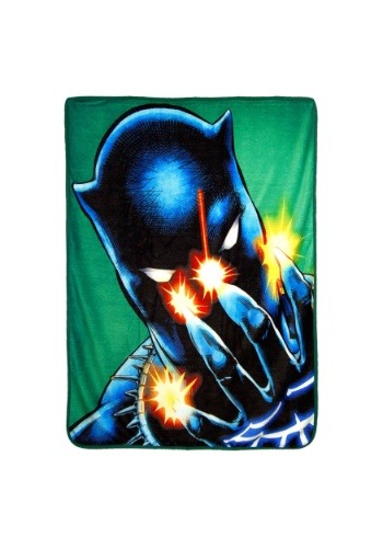"""Black Panther Claws 46"""" x 60"""" Super Soft Throw"""