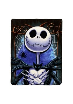 Nightmare Before Christmas Crypt Keeper 46 x 60 Throw