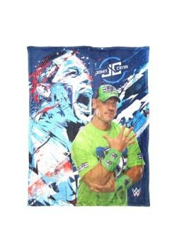 "WWE John Cena 46"" x 60"" Super Soft Throw"