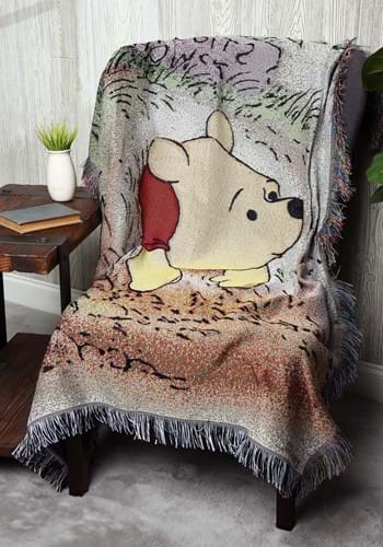Winnie the Pooh Tapestry Throw