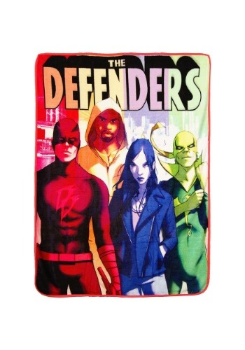 "The Defenders 46"" x 60"" Super Soft Throw"