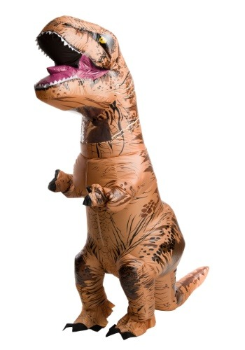Inflatable | Costume | T-Rex | World