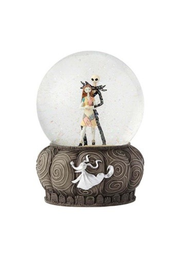 Disney Showcase Jack and Sally Waterball 6.5""