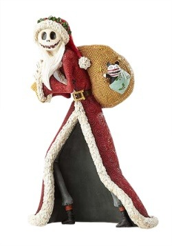 Disney Showcase Santa Jack Collectible Figure