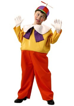 Tweedle Dee / Dum Costume For Kids