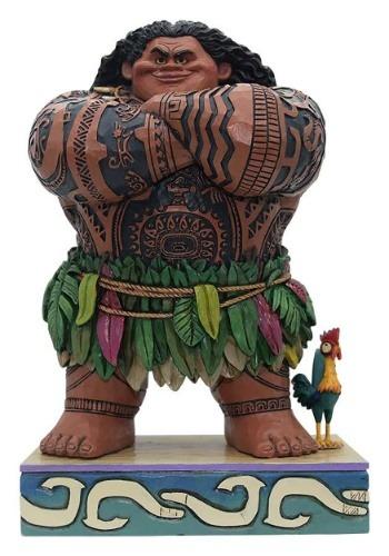 Disney Traditions Maui Figure