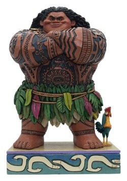 Disney Traditions Maui Figure