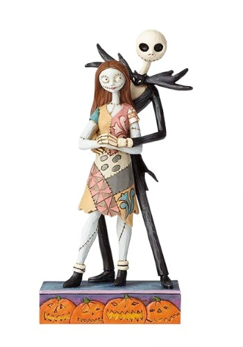 Disney Traditions Jack & Sally Figure