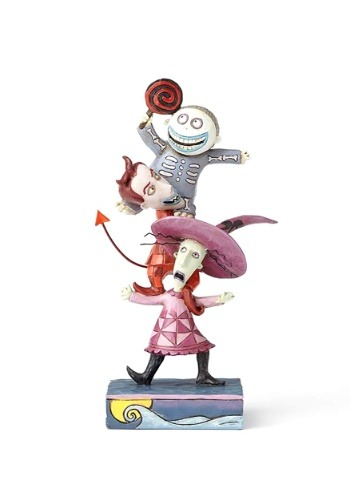 Disney Traditions Lock, Shock and Barrel Figure1