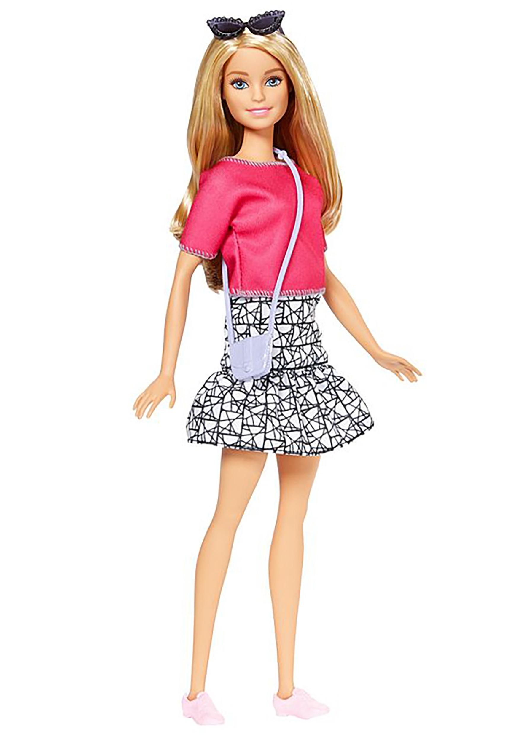 Barbie Fashionista Barbie Doll Toy For Girls