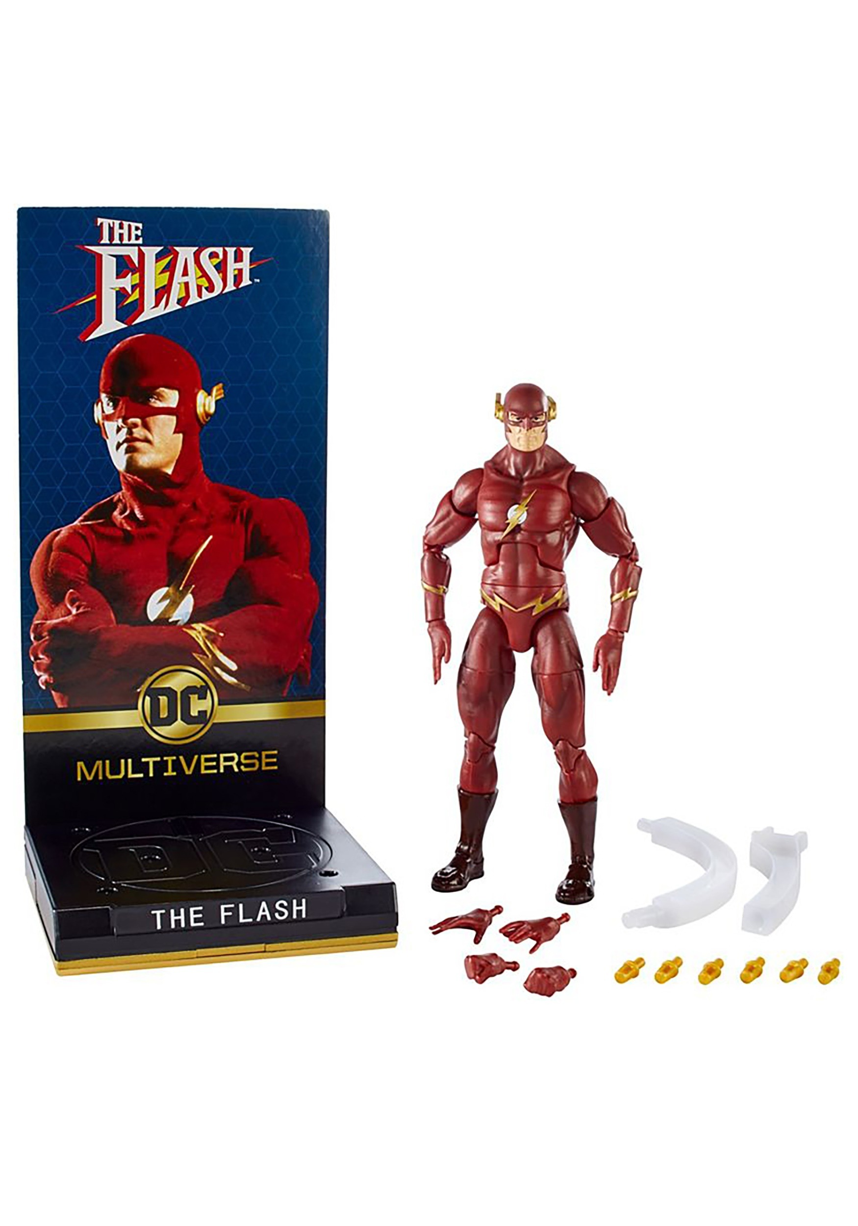 "Flash DC Multiverse 6"" Figure  MLFPC17"