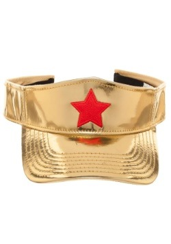 Wonder Woman Adjustable Visor