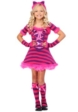 Sassy Wonderland Cat Costume