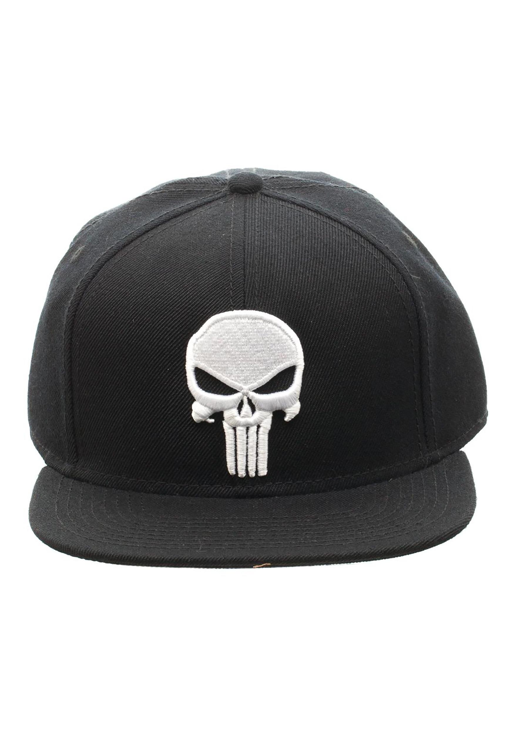 c5eb4f5e7ec Punisher Logo Snap Back Hat Update1
