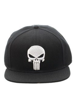 Punisher Logo Snap Back Hat Update1