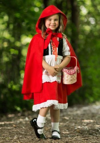 Riding Hood Child Costume Update