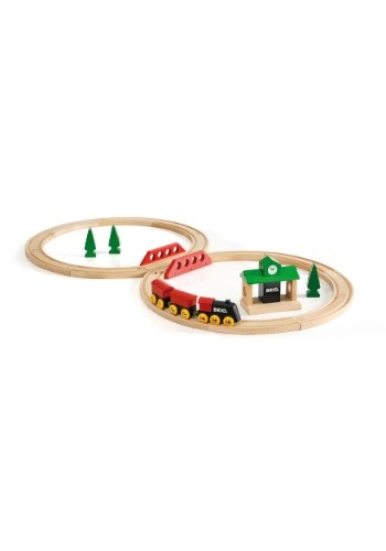 BRIO Classic Figure 8 Train Set1