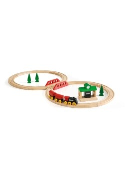 BRIO Classic Figure 8 Train Set1