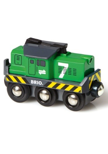 BRIO Freight Battery Engine1
