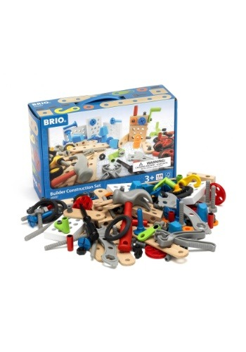 BRIO Builder 135 Piece Construction Set