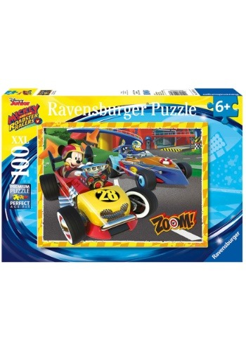 Go Mickey! 100 Piece Ravensburger Puzzle
