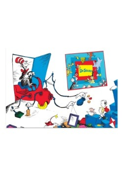 Dr Seuss The Cat in the Hat 24 Piece Floor Puzzle