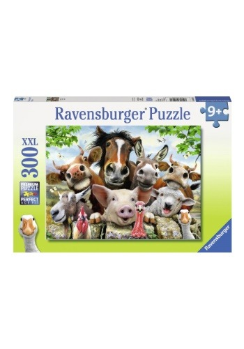 Ravensburger Say Cheese! Barnyard Animals 300 Piece Puzzle