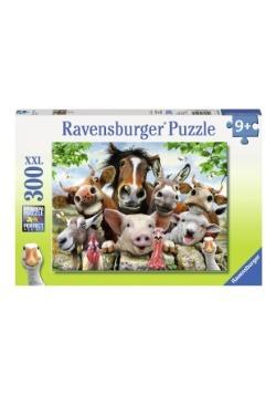 Ravensburger Say Cheese! Barnyard Animals 300 Piece Puzzle