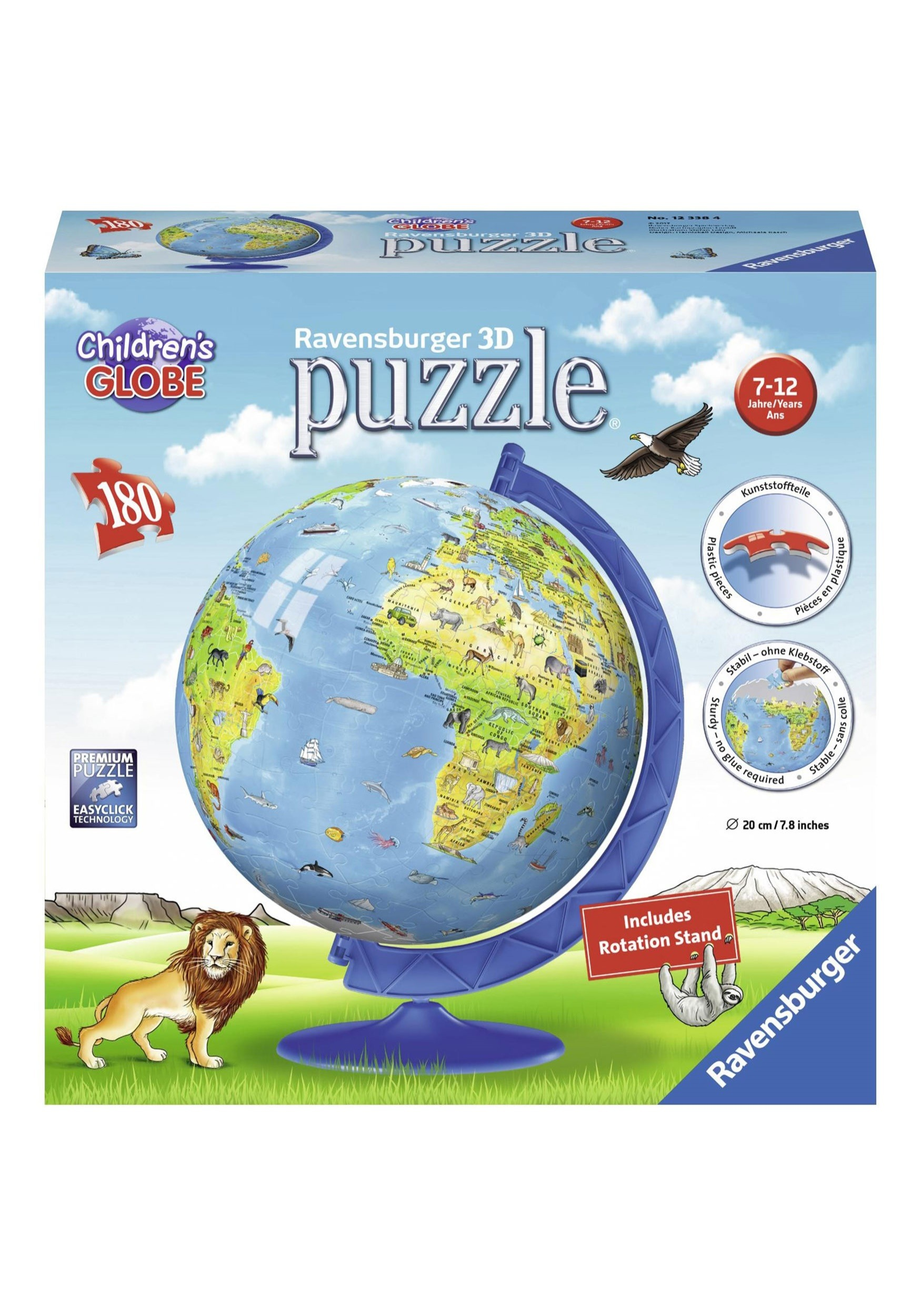 puzzle giraffe ravensburger