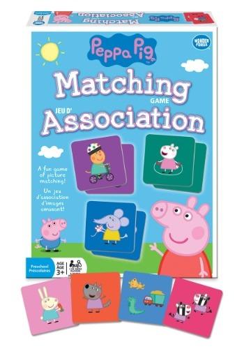 Peppa Pig Matching Card Game1