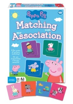 Peppa Pig Matching Card Game1