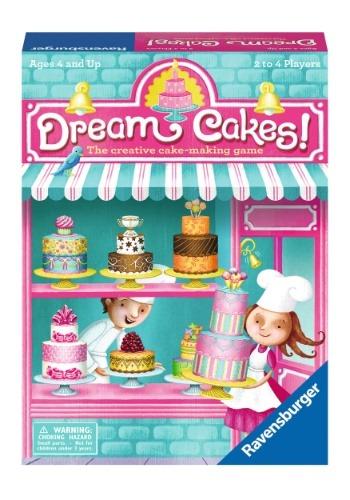 Dream Cakes: The Creative Cake-Making Game!