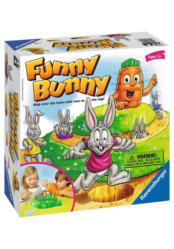 Funny Bunny Ravensbuger Children's Game