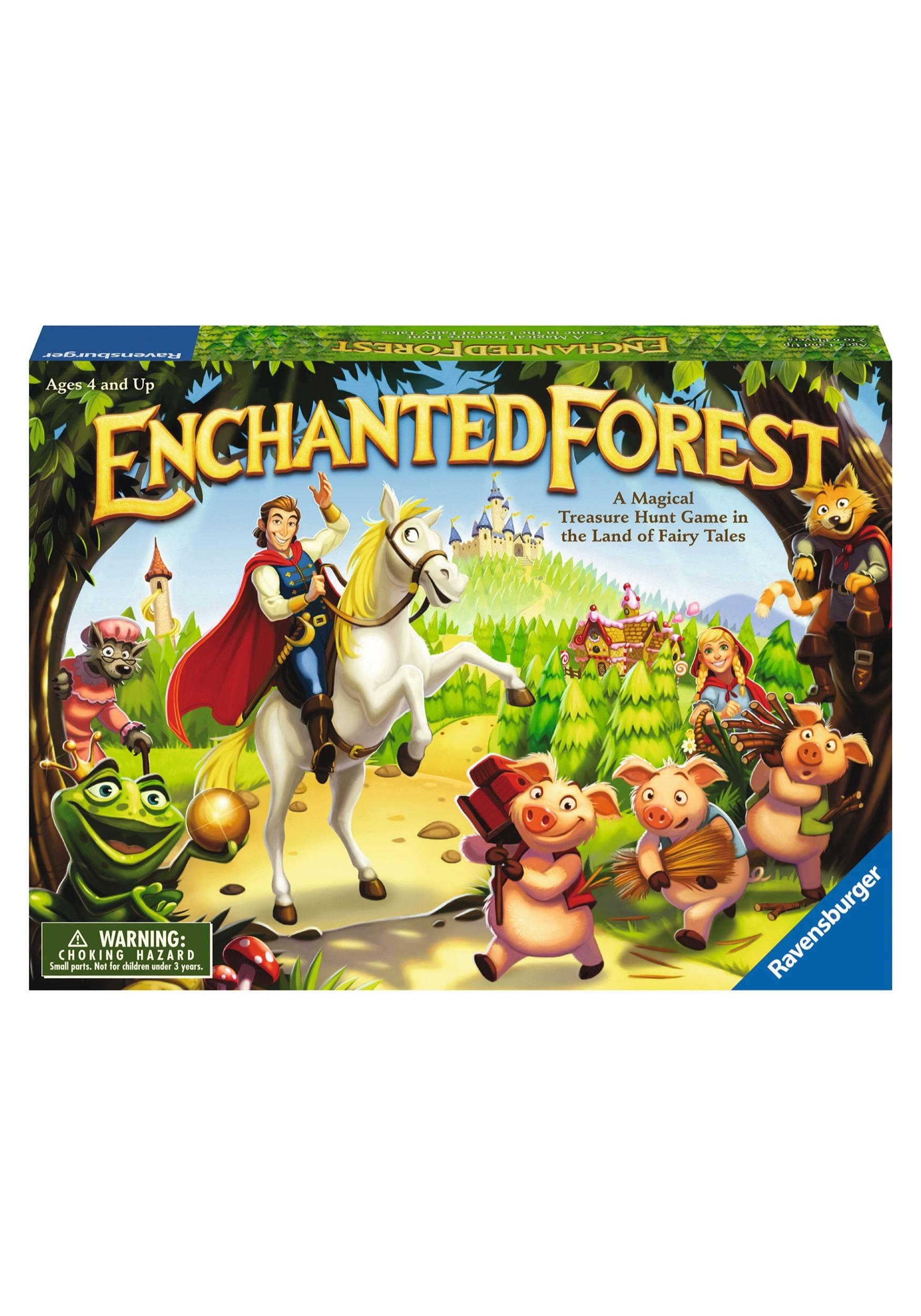 Enchanted Forest Ravensbuger Children's Game