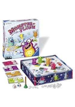Monster Flush Children's Board Game New
