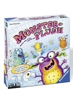 Monster Flush Children's Board Game1